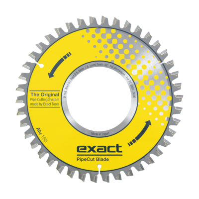 ALU 165 saw blade for aluminum and plastic pipe cutting