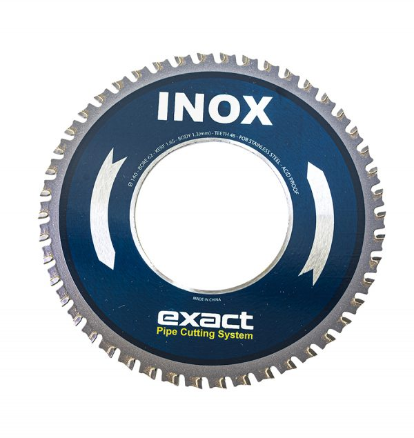 INOX 140 saw blade