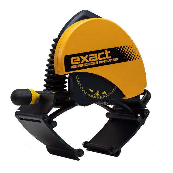 Exact PipeCut 280 Pro Series - Heavy Duty Pipe Cutter to cut all pipe materials - Exact Tools