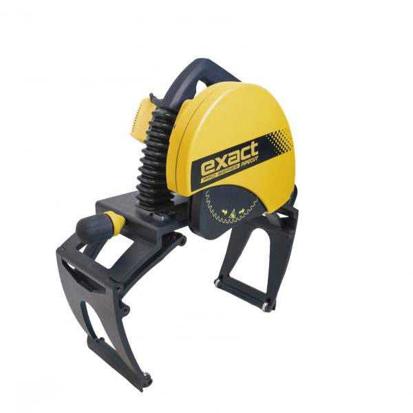 Exact PipeCut 460 Pro Series - Heavy Duty Pipe Cutter to cut all pipe materials - Exact Tools