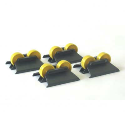Exact pipe support holders