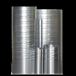 Ventilation/spiral pipe